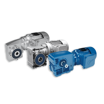 Gearboxes & Gearmotors