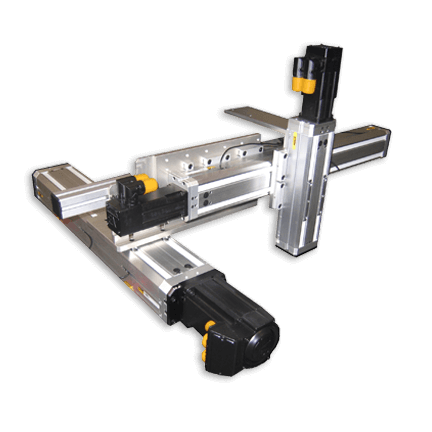 Robotic Positioning Components