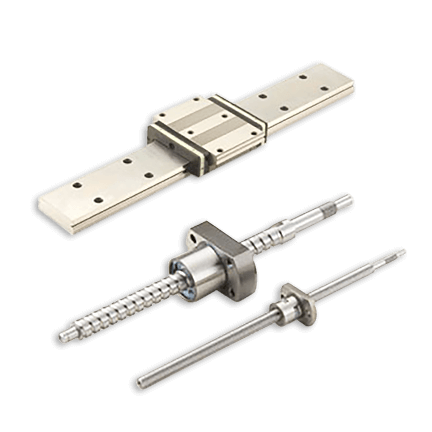 Ballscrews & Rails